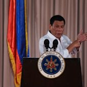 The Philippines's president just cited Hitler as a positive role model