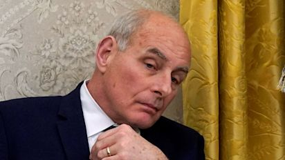 Trump to replace chief of staff Kelly: Reports