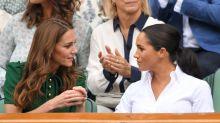 """Kate Middleton gana por """"goleada"""" a Michelle Obama, Beyoncé  y  Meghan Markle."""