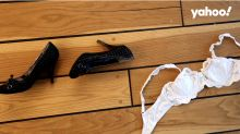 ¿Debería alarmarme si a mi esposo le gusta usar mi ropa interior?