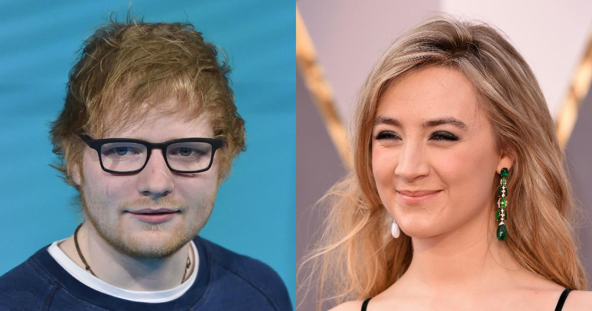 Is ed sheeran dating girl from galway girl
