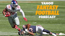 Yahoo Fantasy Football Forecast: Week 3 Pickups - Replacing Saquon Barkley and Christian McCaffrey