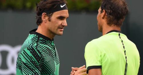 Tennis - ATP - Miami - La 37e opposition entre Roger Federer et Rafael Nadal en chiffres