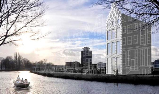 Six incredible 3D-printed buildings