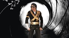 Michael Jackson tried to convince film bosses to let him play James Bond