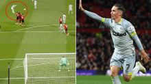 Young star brutally mocks Man United after incredible goal