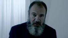 """""""L'uomo di neve"""", il video speciale con Carlo Lucarelli"""