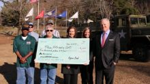 Nonprofits Serving Veterans Receiving Grants, Volunteer Support through Regions Bank Initiative