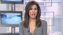 Una reportera de Informativos Telecinco desaparece en una conexión en directo