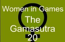 Gamasutra's 20 Women in Games list