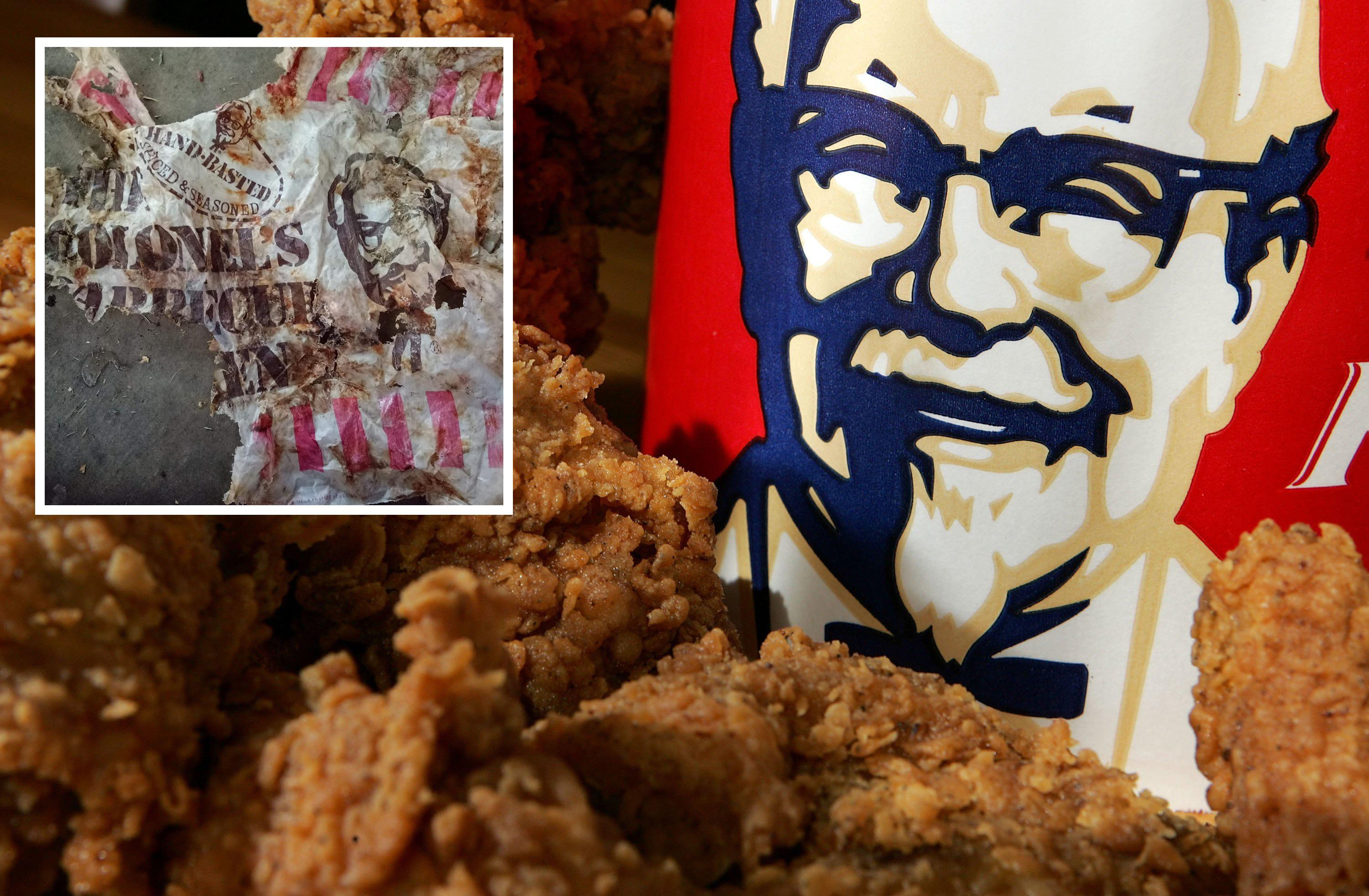 'Startling' KFC discovery off Queensland beach by clean-up divers