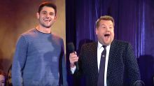 Audience Member Pulls Greedy Move On 'Late Late Show' Trivia Game