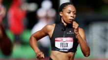 Felix launches Tokyo bid with easy win at US trials