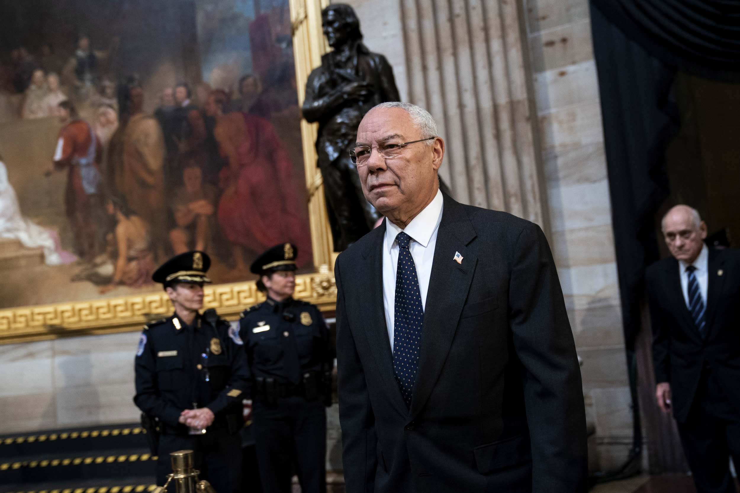 Colin Powell calls Trump a liar, says he skirts the Constitution, will vote Biden