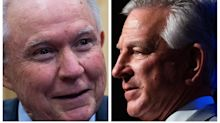 Jeff Sessions blasts Trump's 'juvenile insults' ahead of Alabama runoff election against Tuberville