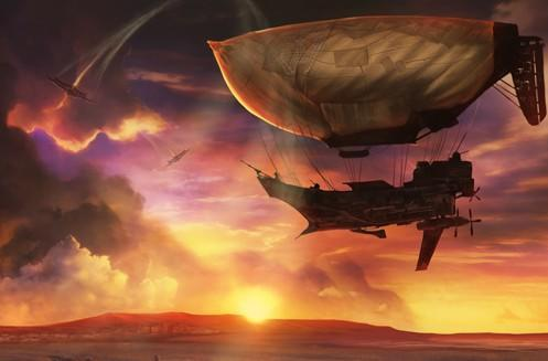 Muse announces Guns of Icarus, unveils CG trailer