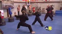 Good Sports: Elite black belt camp