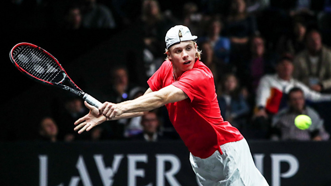 Denis Shapovalov has the X factor - surely nothingcan obstruct his pursuit of greatness