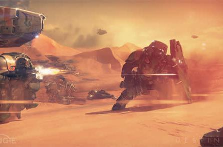Destiny's Xbox beta starts in 'late July'