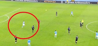 'Farcical': Fans stunned over offside confusion