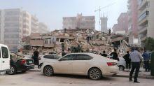 VIDÉO - Puissant séisme à l'ouest de la Turquie, suivi d'un mini-tsunami