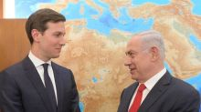 News outlets 'banned from filming' Jared Kushner during visit to Israel