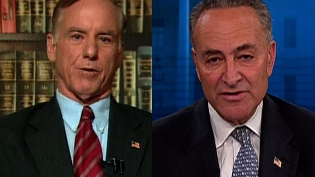 Schumer: Minority vote will be strong for Obama