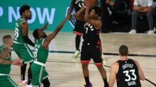 Basket - NBA - Les Toronto Raptors arrachent un match 7 face aux Boston Celtics