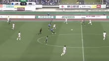 Japanese club scores two goals from own half in 90 seconds