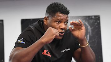 Luis Ortiz has a shot to pull a George Foreman