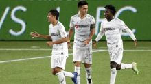 At 16, Christian Torres is eager to prove himself for LAFC in playoffs