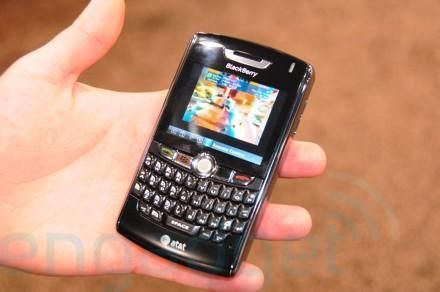 Hands-on with the BlackBerry flavor of SlingPlayer Mobile