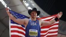 Athlé - Superbe Ryan Crouser : 22,72 m au poids à Des Moines