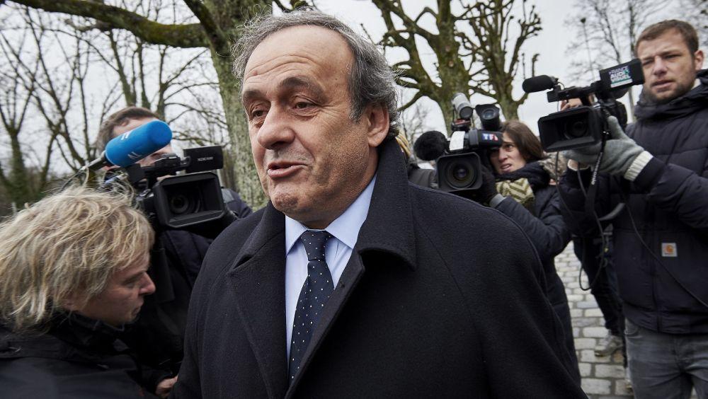 """Fifa: """"Blatter voulait mon scalp"""", assure Michel Platini"""