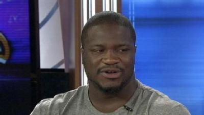 Baltimore Raven Jameel McClain Plans Fitness Clinic For Kids