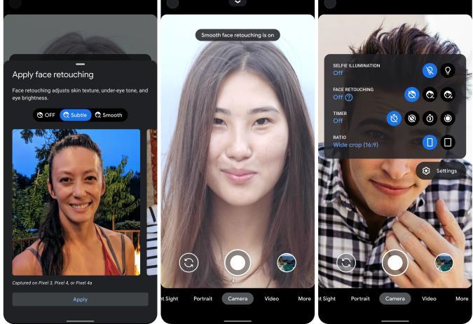 Google Selfie digital wellbeing