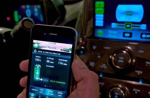 OnStar announces MyLink smartphone apps, voice-based SMS, Facebook plans