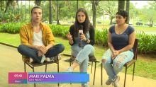 Mari Palma assina contrato com a CNN, mas continua aparecendo na Globo