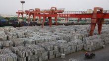 U.S. locks in duties on Chinese aluminum sheet imports
