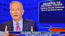 Bill O'Reilly Goes Crazy Over 'White Privilege'