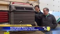 Tips to keep a generators running