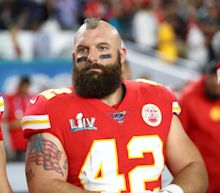 Chiefs' Anthony Sherman makes incredible exit after announcing retirement