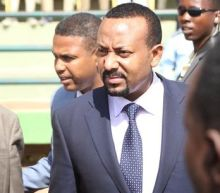 Ethiopian prime minister escapes rally grenade attack that kills one, wounds scores