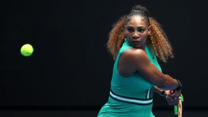 """El """"serenatardo"""": el último grito de la moda de Serena Williams para jugar"""