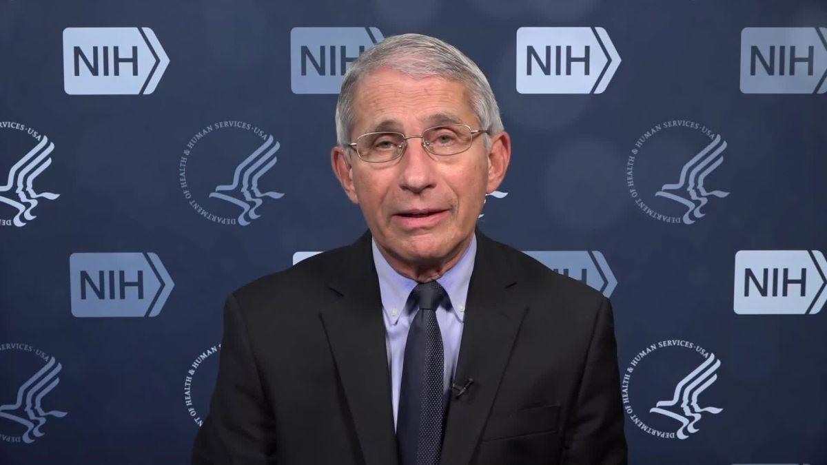 Dr. Fauci Just Predicted These COVID Lockdowns