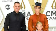 Pink Brings Husband Carey Hart and Their Two Kids to the 2019 CMA Awards — See 2-Year-Old Jameson's Cowboy Boots!