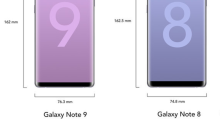 Note 9 熒幕細節曝光!熒幕更闊、鐵定無 M 字額!