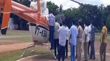 COVID-19 positive YSRCP MLA airlifted from Kakinada to Bangalore
