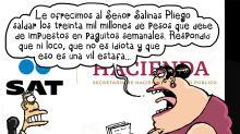 El imperio de Salinas Pliego y su deuda millonaria de impuestos