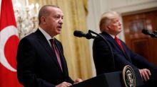 Erdogan Returned Trump's 'Tough Guy' Letter During His White House Visit